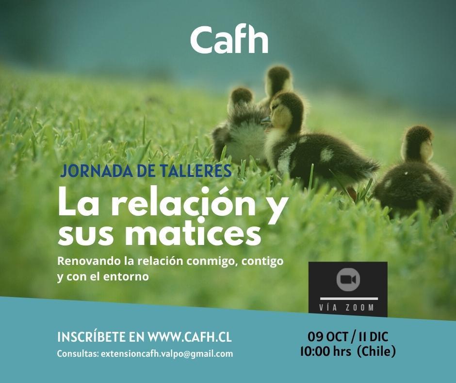 Jornada de Talleres | Cafh, Chile