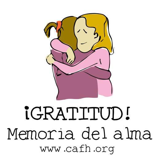 gratitud - español