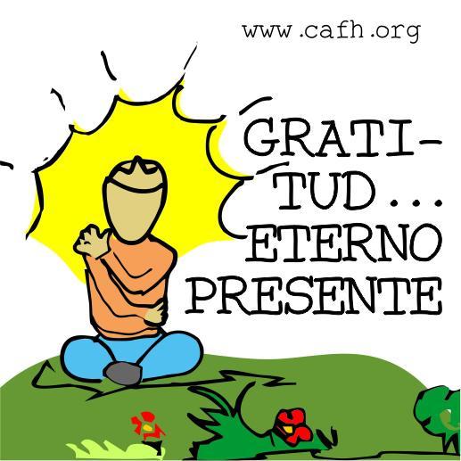 GRATITUD ETERNO - ESPAÑOL