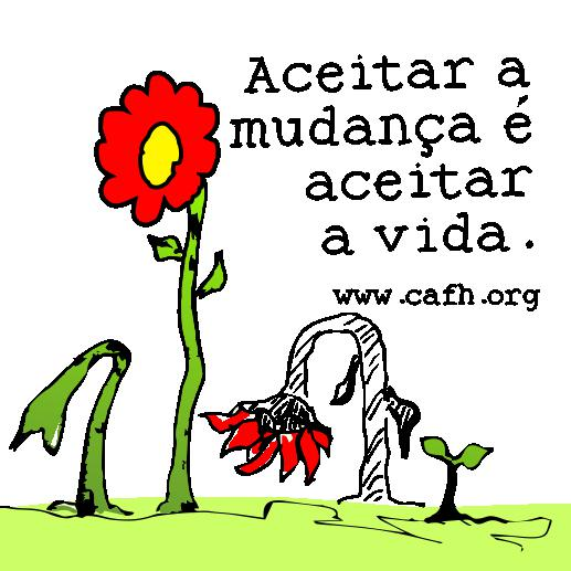 ACEITAR A MUDANÇA - PORTUGUES