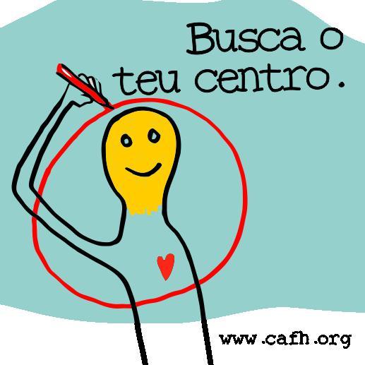 BUSCA O TEU CENTRO - portugues