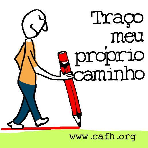 TRAÇO MEU PRÓPRIO CAMINHO - portugues