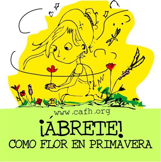 ABRETE COMO FLOR - ESPAÑOL