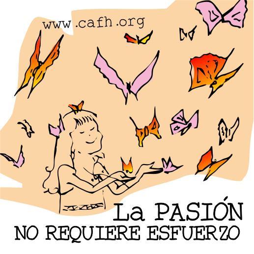LA PASION NO REQUIERE - ESPAÑOL