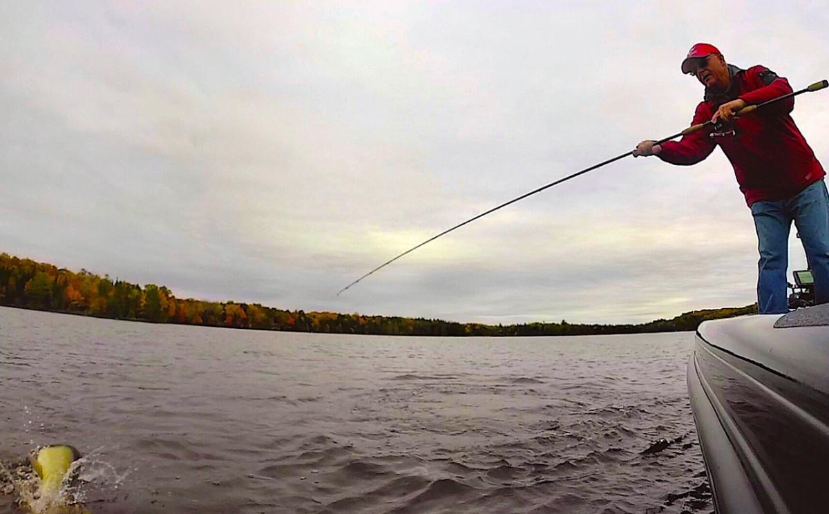 A Simple Formula For Trophy Muskies