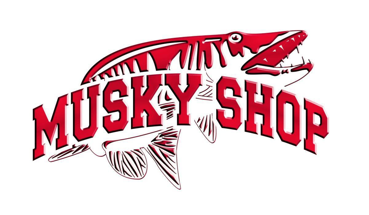 Wisconsin Musky Fishing : Big Fork Twitch Darter