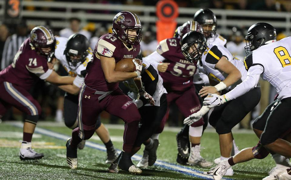 Seven Farrell Football Players Names To FOSI - All Star Team