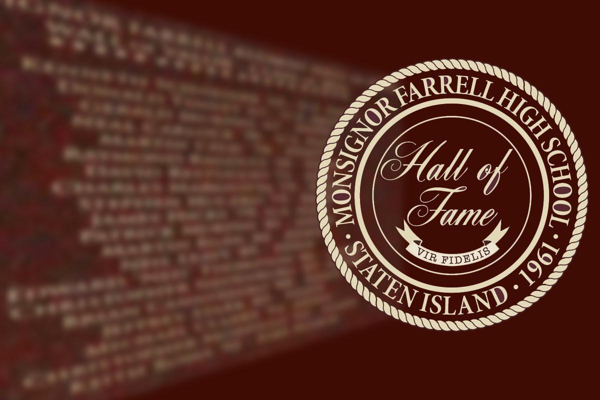 Monsignor Farrell Alumni Hall Of Fame