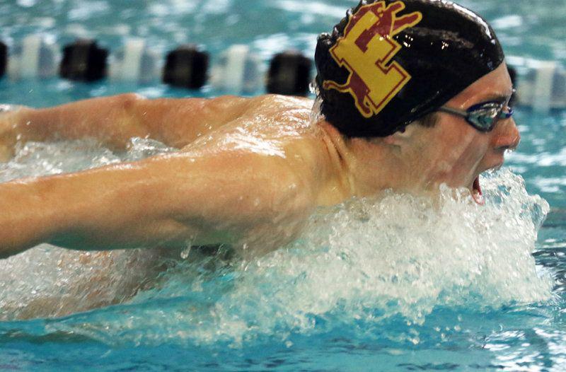 Farrell Swimming