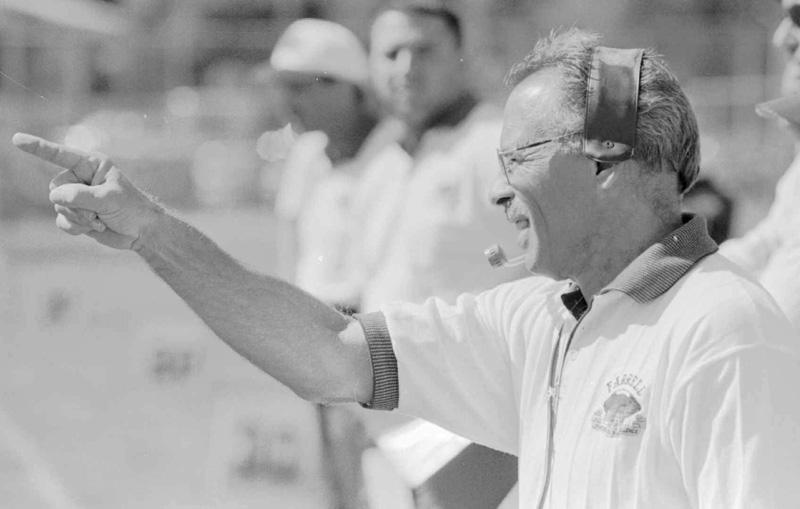 Remembering Coach Dennis Barrett