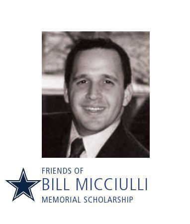 The Bill Micciulli Scholarship