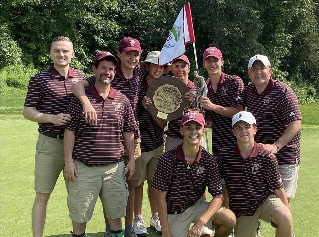 CHSAA Golf Champions!