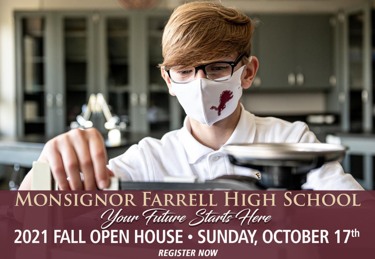 2021 Fall Open House