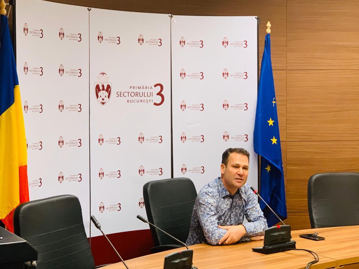 Robert Negoiță: Am câștigat parcul Pantelimon!