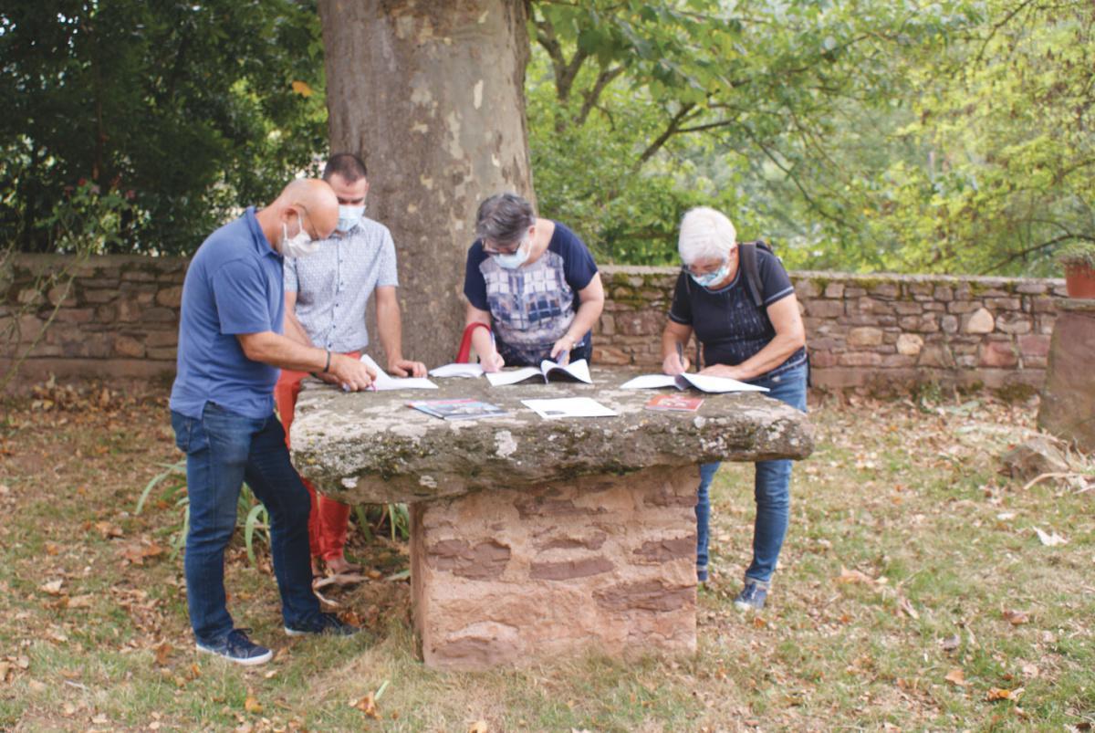 Lancement d'une souscription Fondation du Patrimoine pour la restauration de la chapelle de l'Hermitage à Vabres l'Abbaye