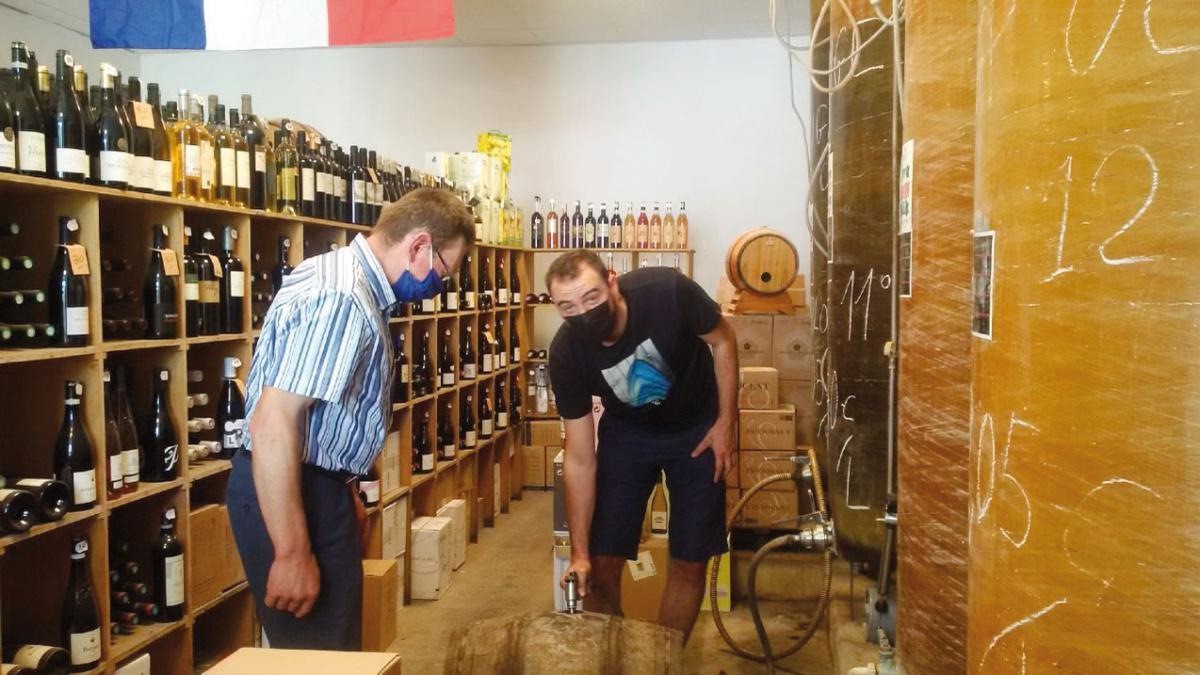 Le Cellier ouvert tout l'été : découvrez entre autres les vins d'Occitanie