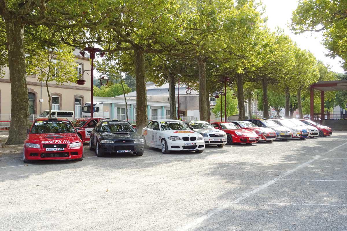 Sport automobile : le Rallye du Pays Saint-Affricain vous donne rendez-vous le 22 août