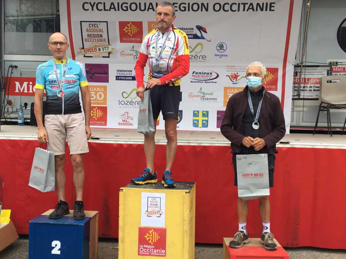 Vélo Sport : podium national pour Pierre Laussel (VSSA)