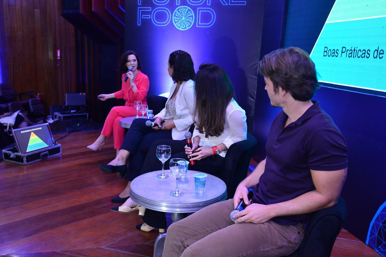 O futuro da alimentação