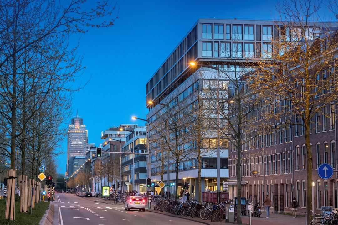 Te huur: Appartementengebouw 'Floor', Wibautstraat 66X