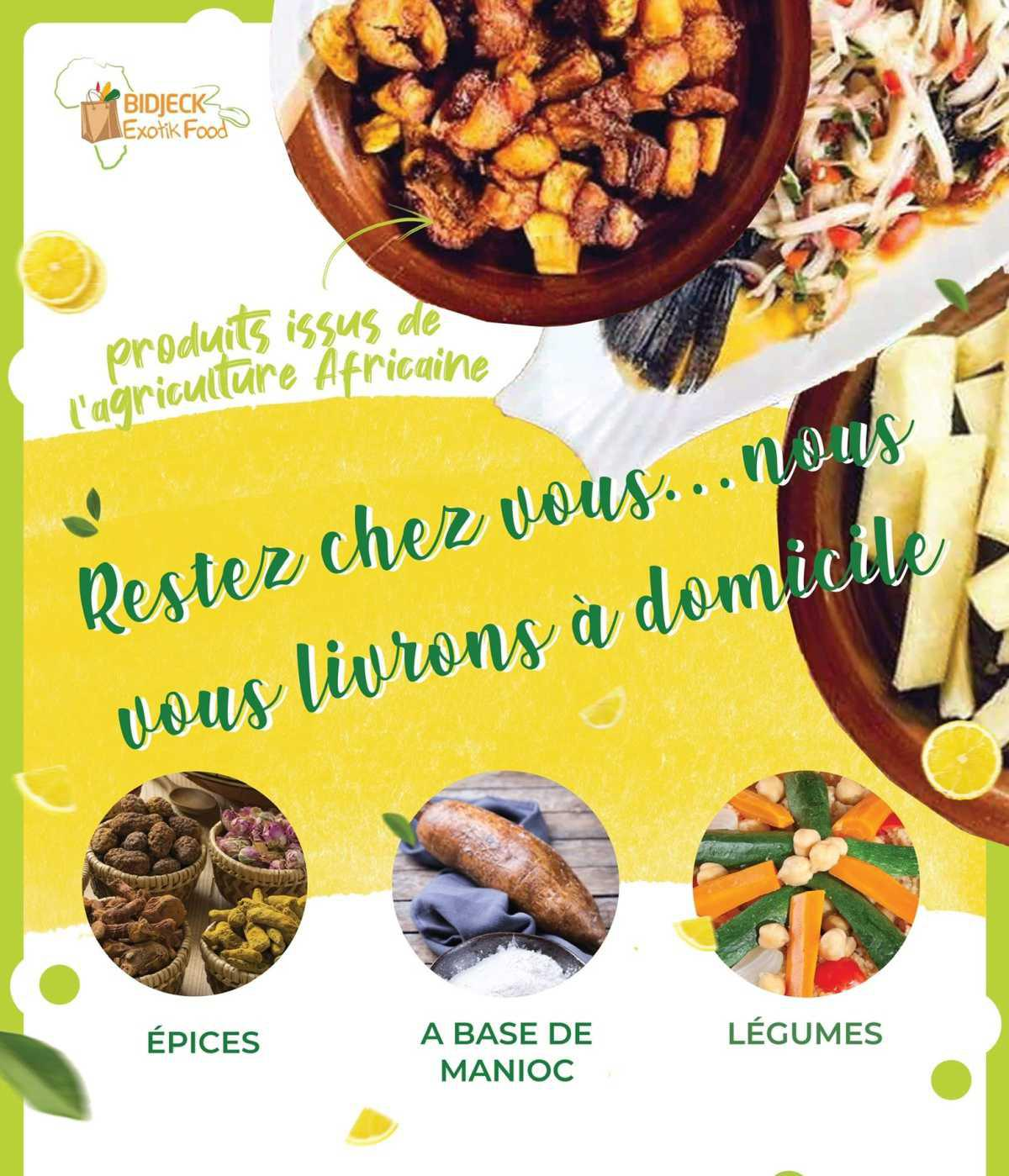 Epicerie | Bidjeck Exotik Food - 78140 Vélizy