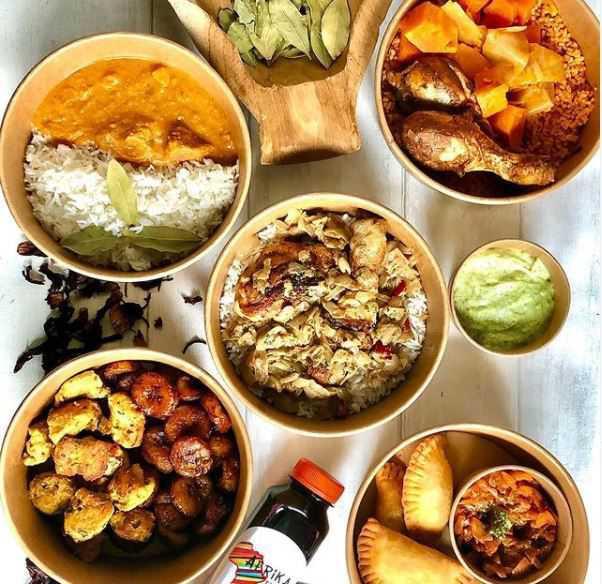 Afrika Food - 95480 Pierrelaye