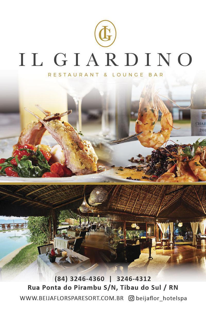 Il Giardino Restaurant & Lounge Bar