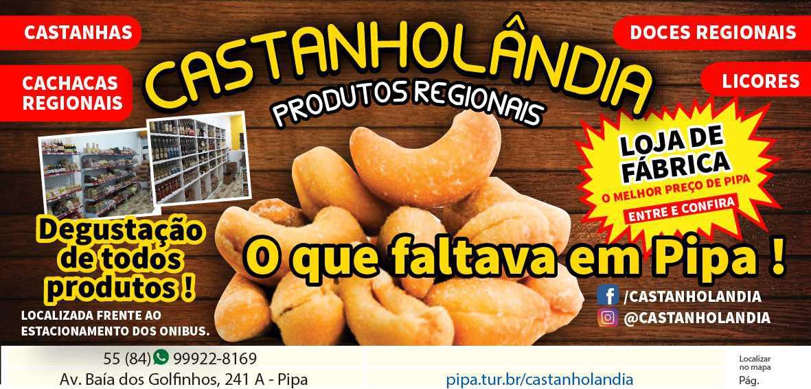 Castanholândia Produtos Regionais