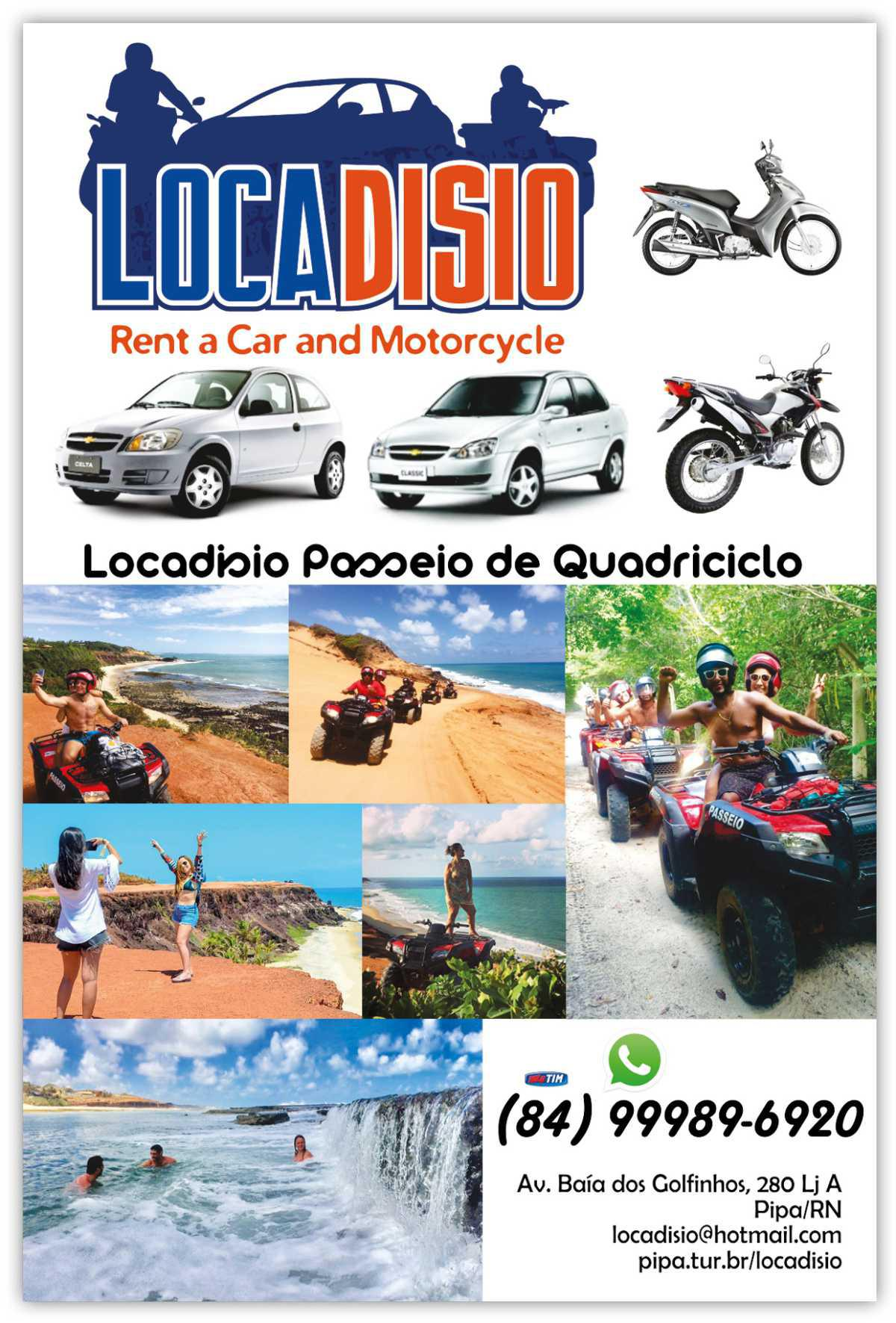 Locadisio Rent a Car