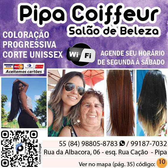 Pipa Coiffeur - Salão de Beleza