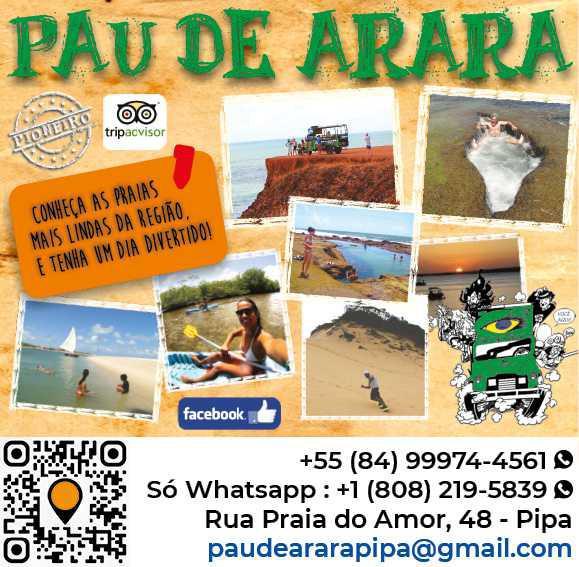 Pau de Arara Tour