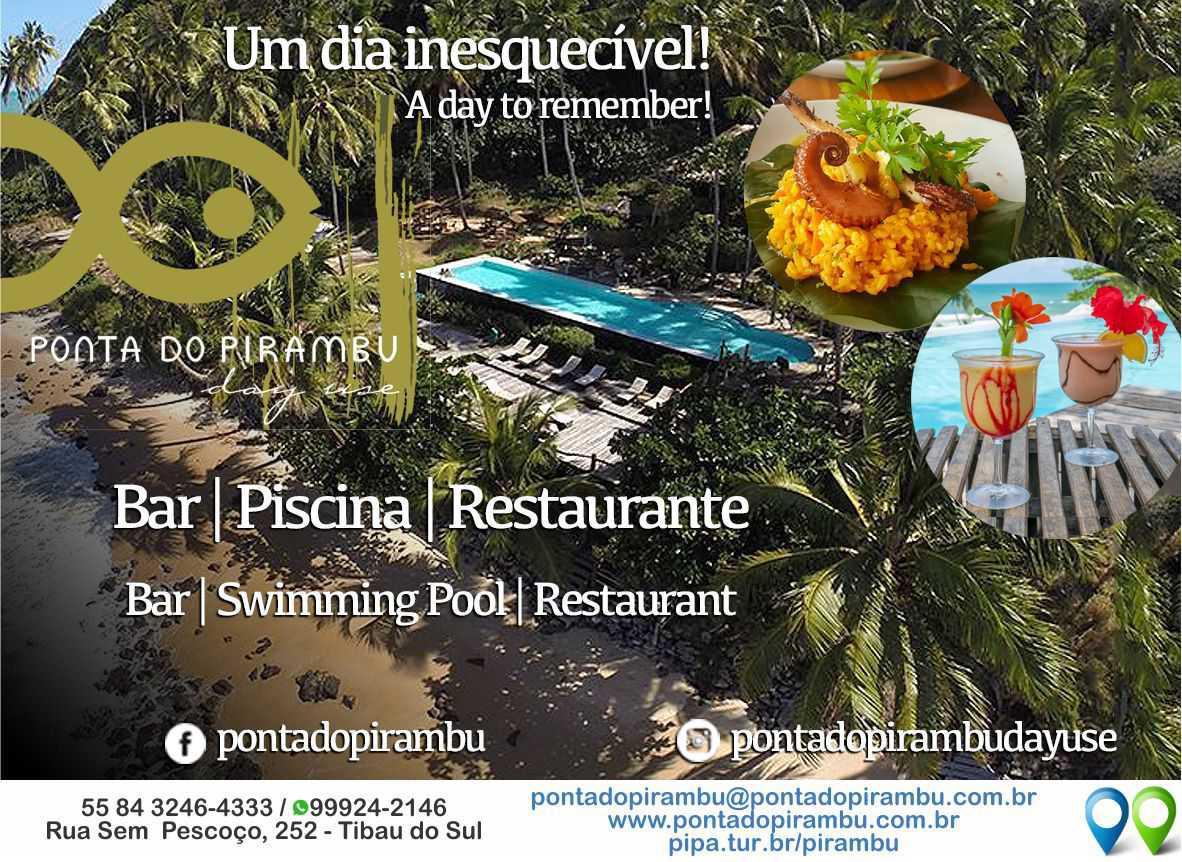 Ponta do Pirambu Day-Use