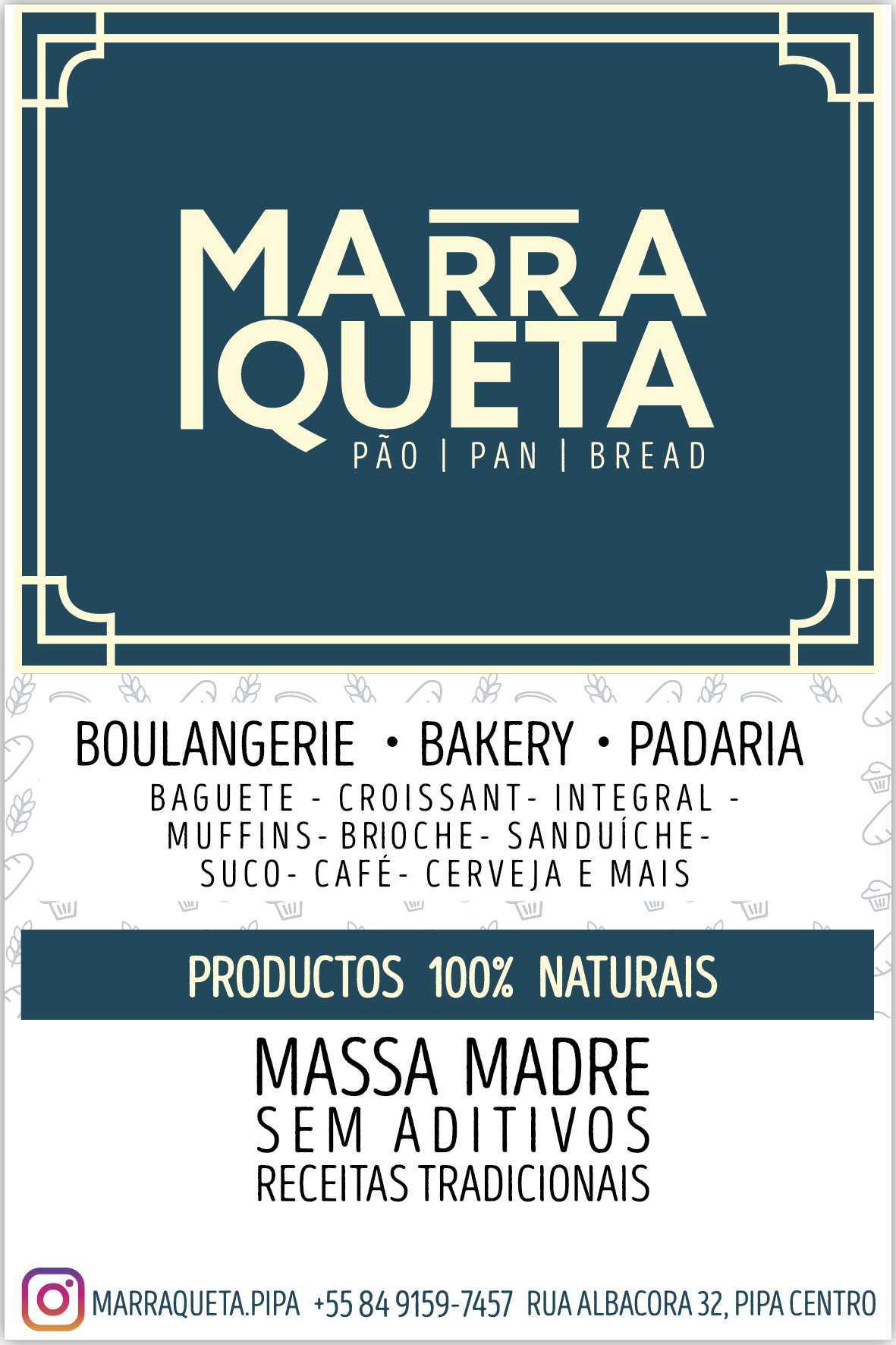 Padaria Marraqueta