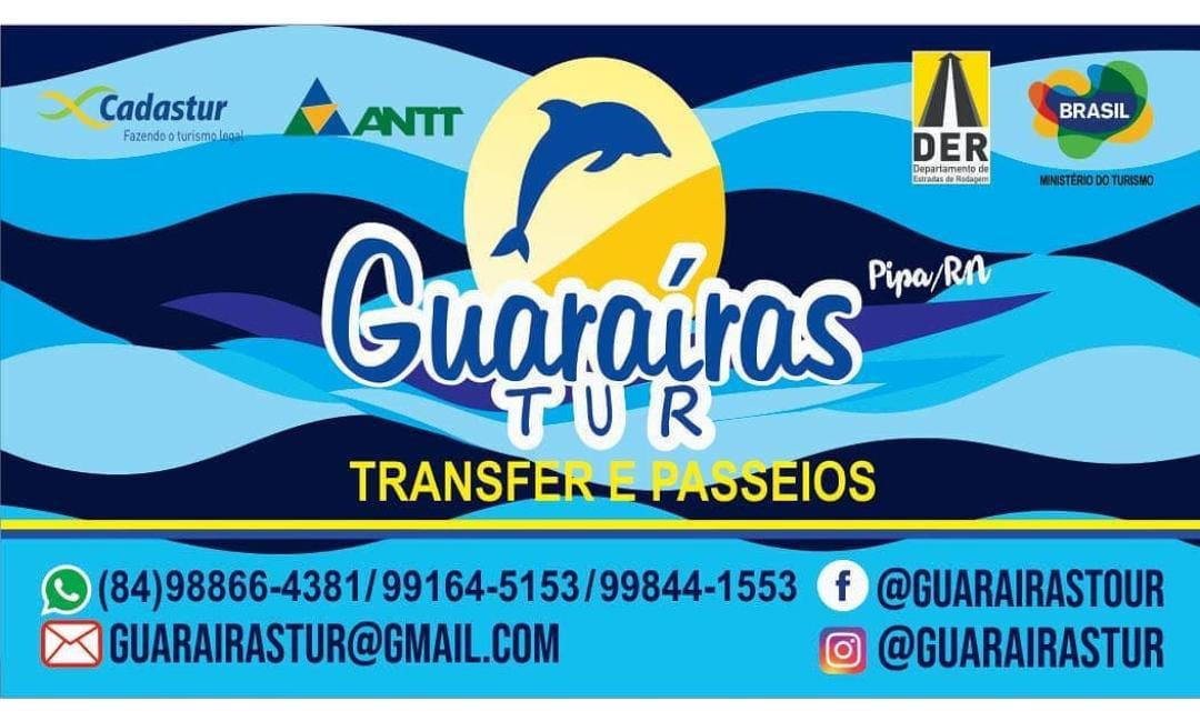 Guaraíras Tour