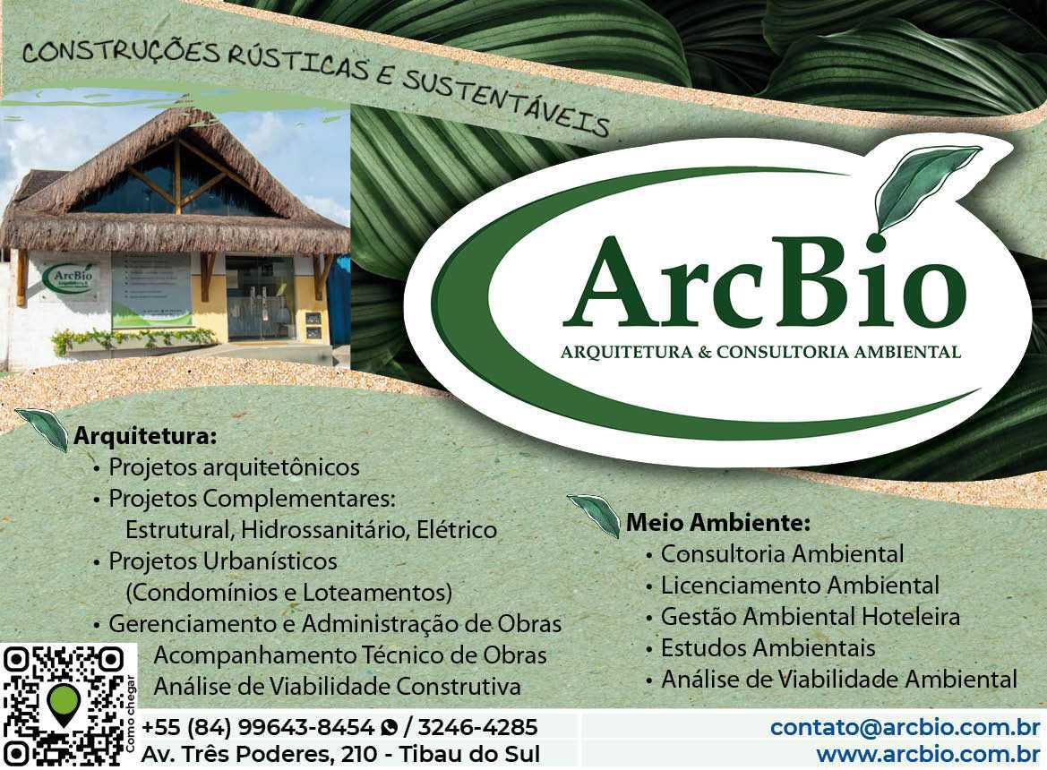 ArcBio Arquitetura Sustentável