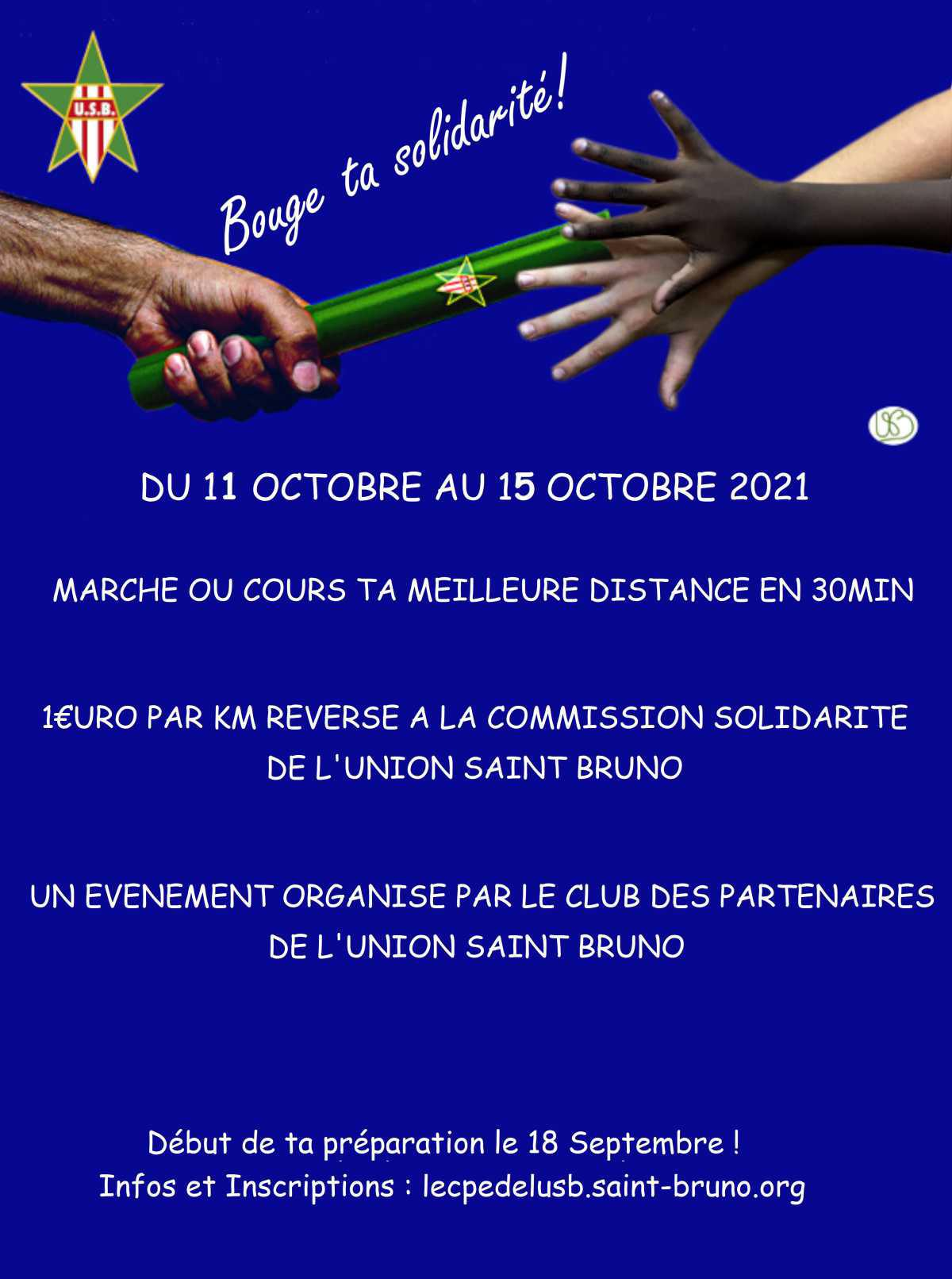 Bouge Ta Solidarité!