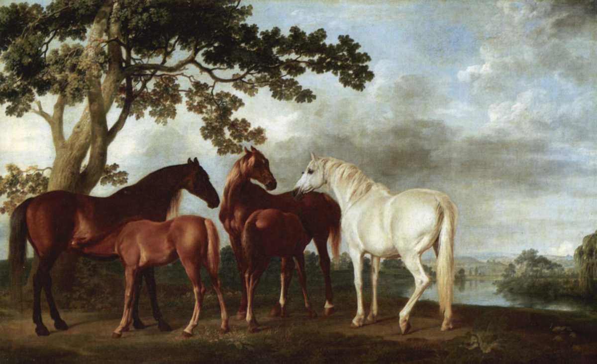 Le cheval dans l'Art