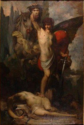 Le mythe de Pégase