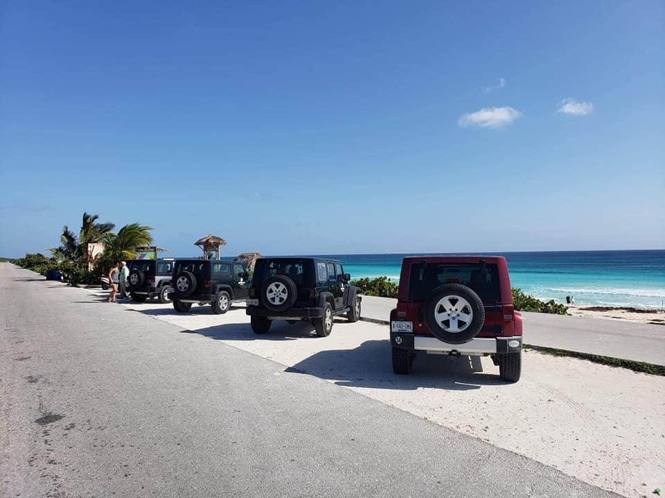 Jeep Riders - Cozumel Tours