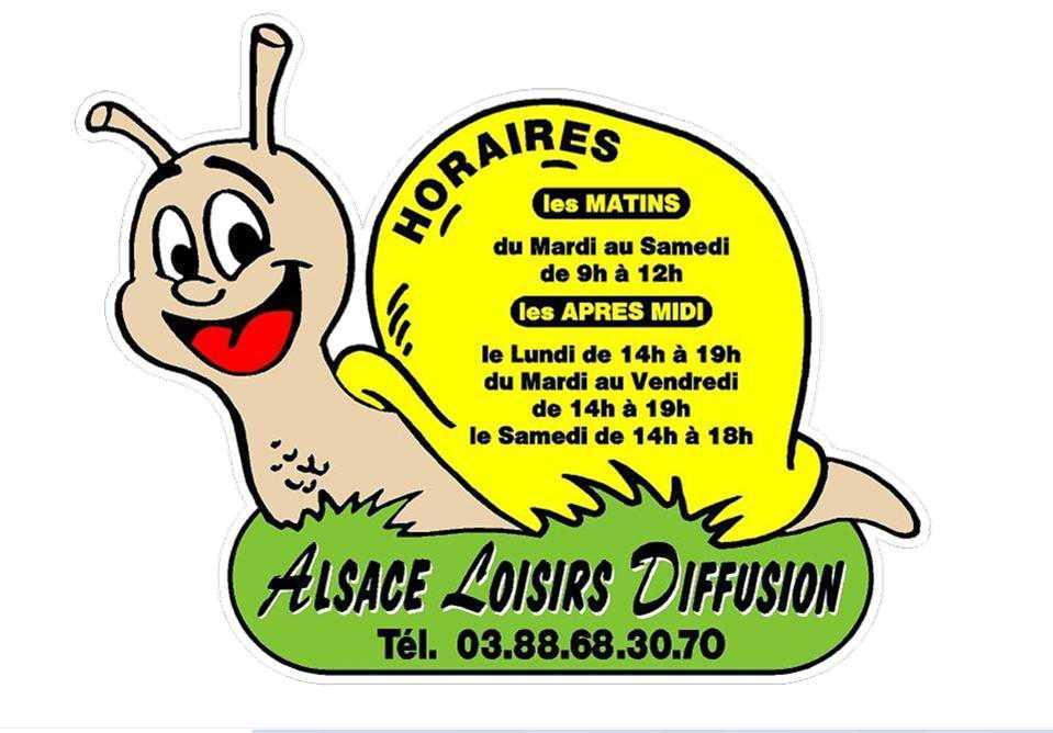 Alsace Loisirs Diffusion-Camping car