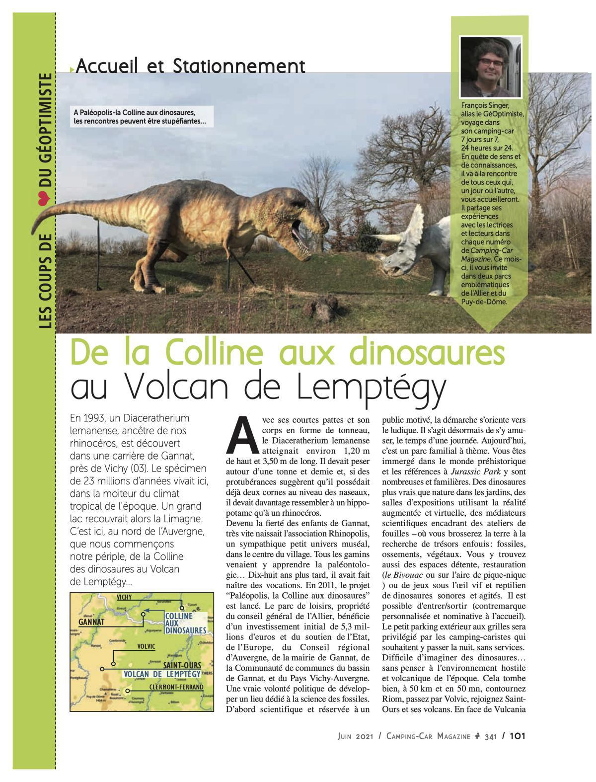 De Vichy à Clermont-Ferrand - CCM 341
