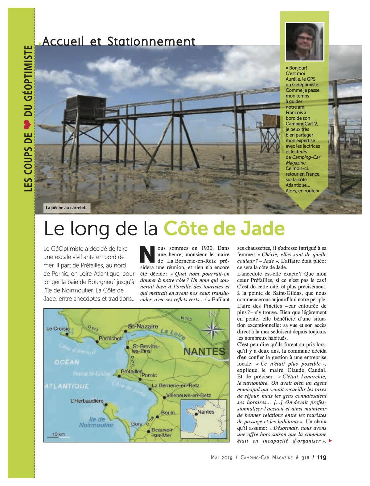 La Côte de Jade - CCM 318