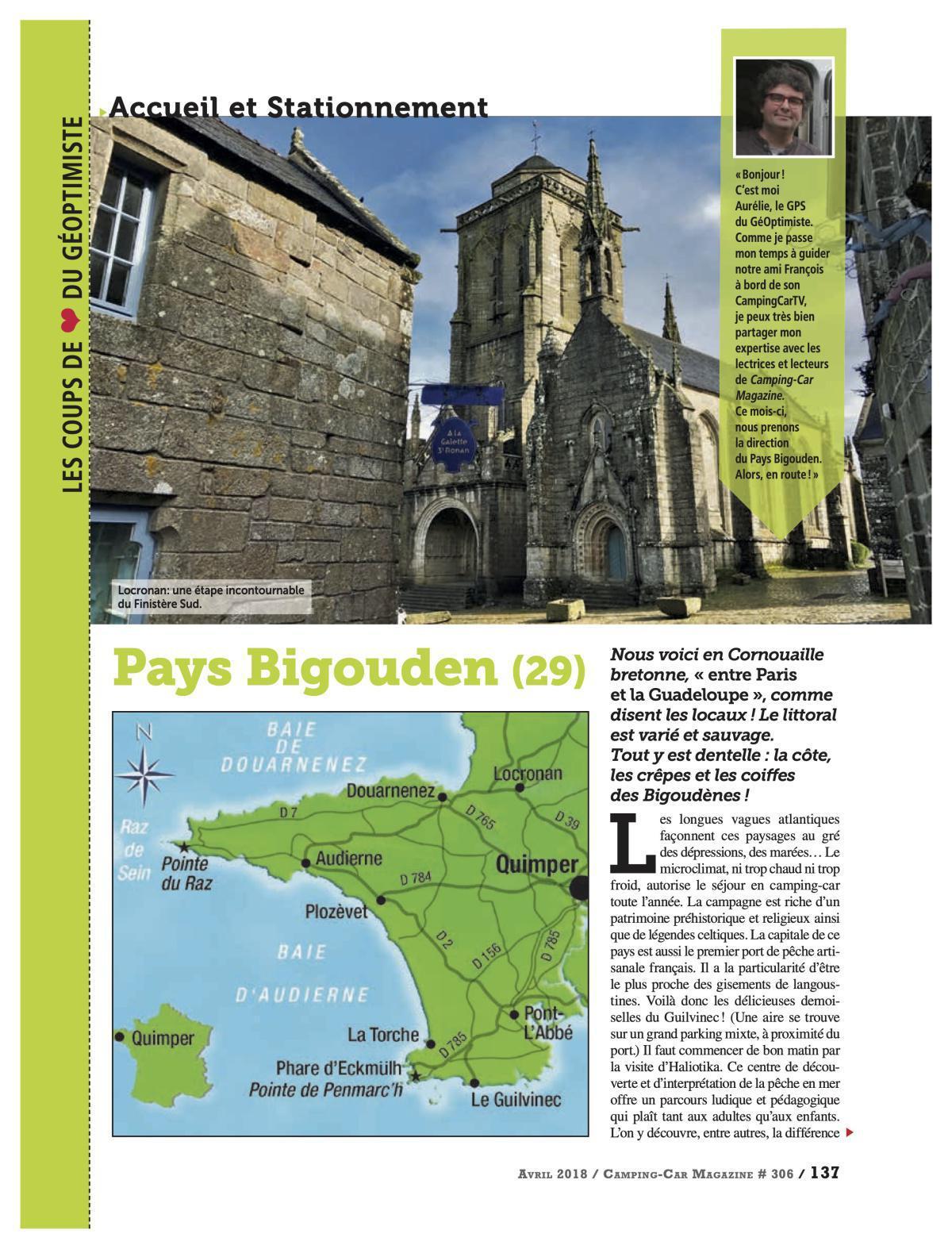 Pays Bigouden - CCM 306