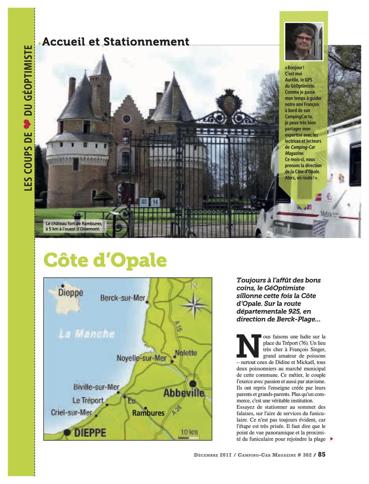 Côte d'Opale - CCM 302