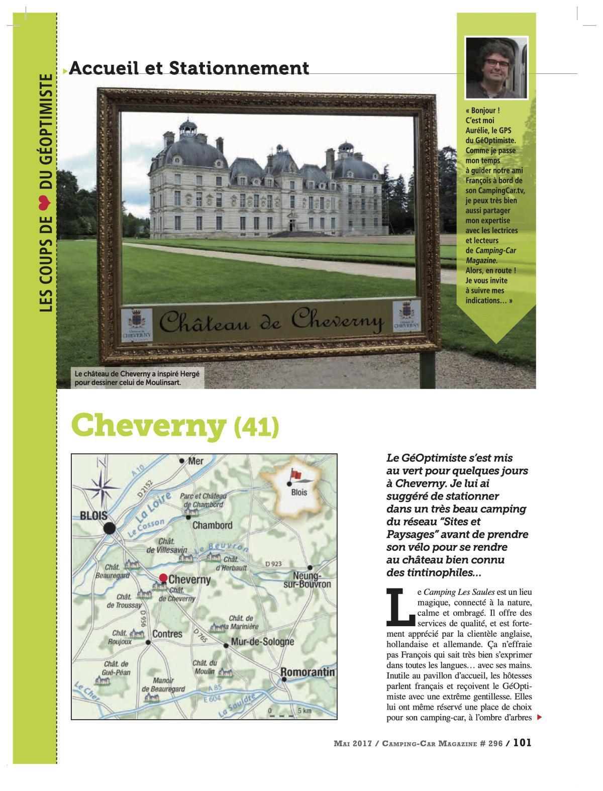 Cheverny - CCM 296