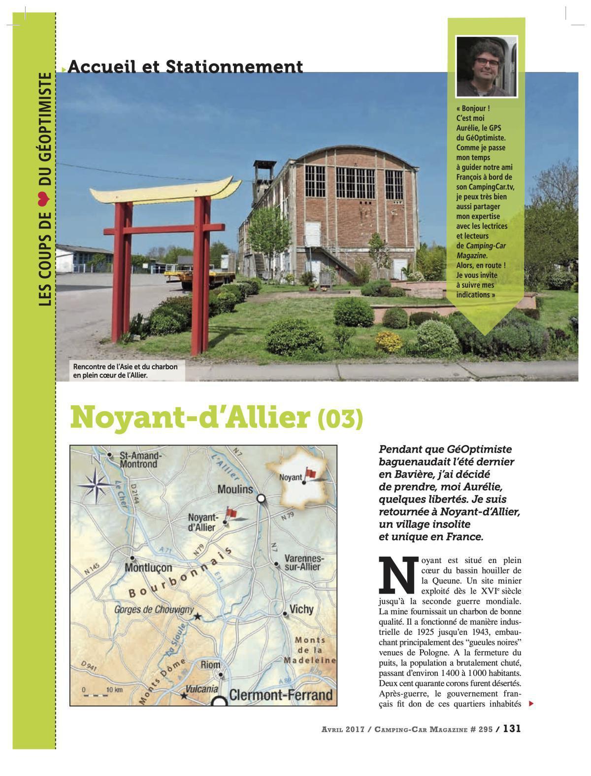 Noyant-d'Allier - CCM 295