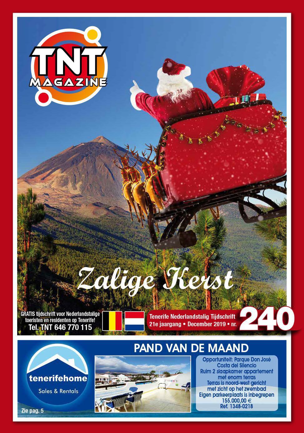 TNT Magazine - December 2019 - nr. 240