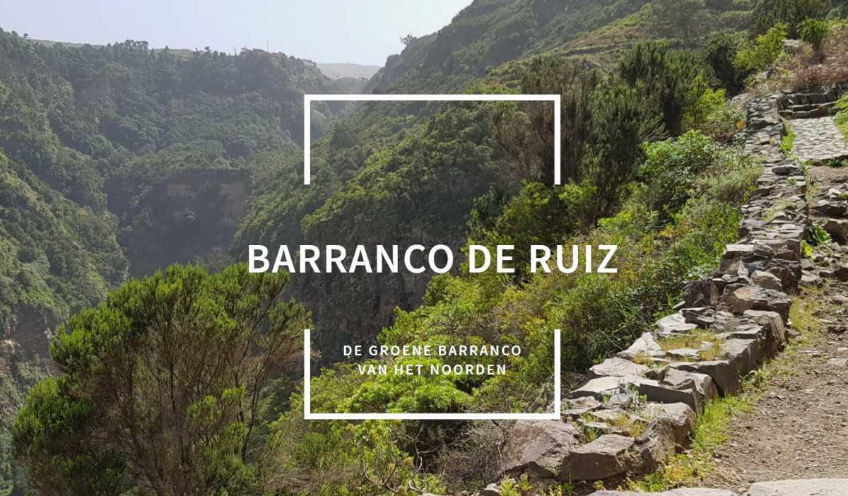 BARRANCO DE RUIZ ☆☆☆☆