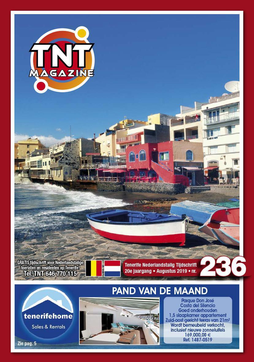 TNT Magazine - Augustus 2019 - nr. 236