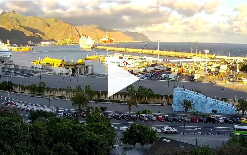 Santa Cruz de Tenerife - Plaza de España